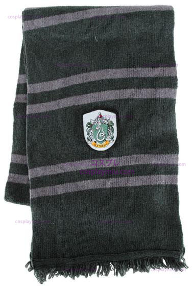 Harry Potter Slytherin lamswollen sjaal Huis