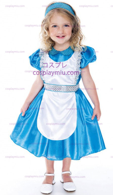 Enchanted Alice Peuter Costume 2T