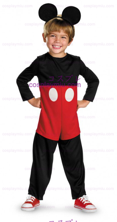 Mickey Mouse Peuter Costume