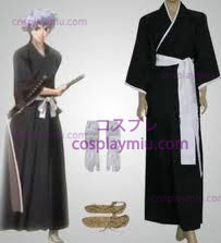 Bleach Luitenant Isane Kotetsu Cosplay België Costume - 4th Division