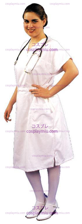 Nurse Scrub Dress Adult Kostuum