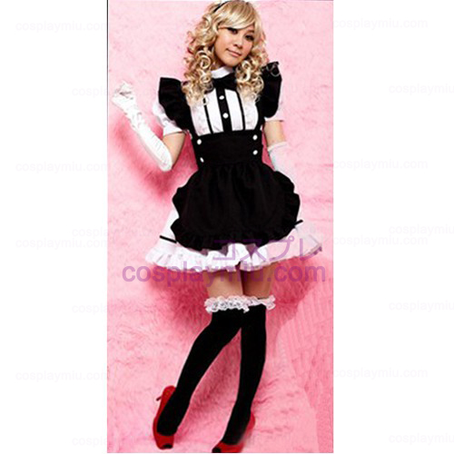 Barbie Luxe Paleis Maid Outfit / Lolita Maid Kostuums