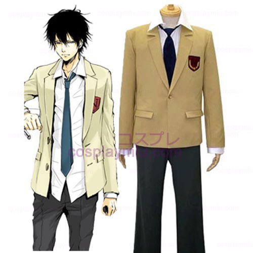 Katekyo Hitman Reborn! Namimori High School Uniform Cosplay België