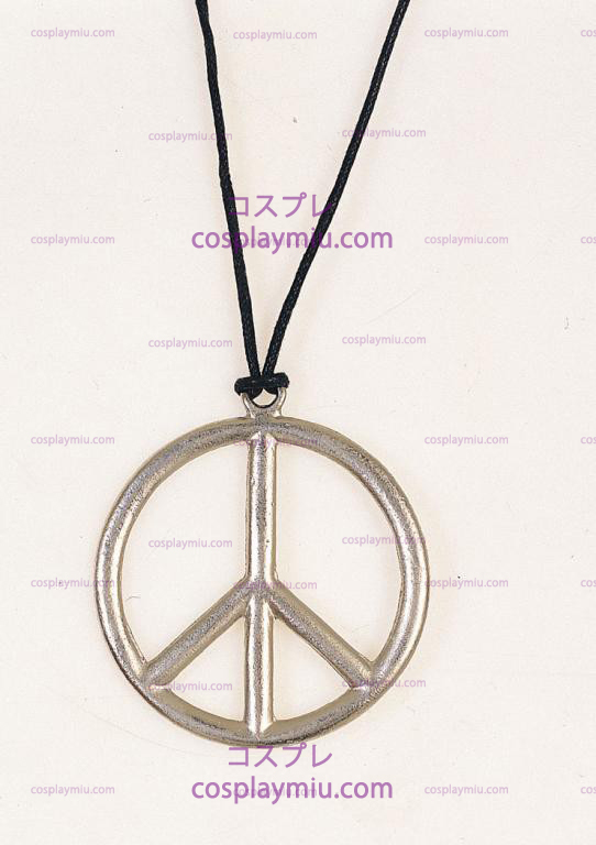Metal Peace ketting