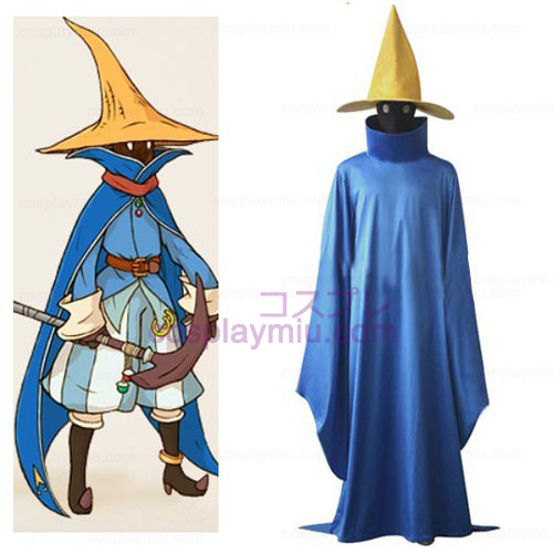 Final Fantasy Black Mage Cosplay België Kostuum