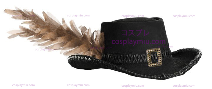 Deluxe Angelica Pirate Hat