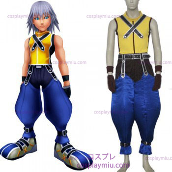 Kingdom Hearts 1 Riku Men's Cosplay België Kostuum