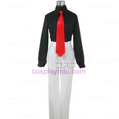 Vampire Knight Boy Nacht Cosplay België Halloween Uniform