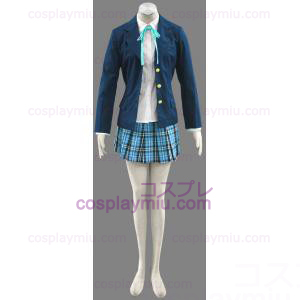 De eerste K-ON! Takara High School Girl Uniform Cosplay België Kostuum