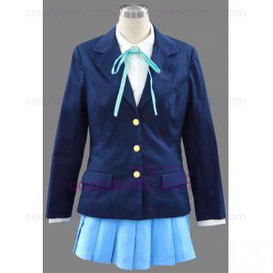 De Tweede K-ON! Takara High School Girl Uniform Cosplay België Kostuum