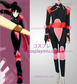 Inuyasha Sango Cosplay België Kostuum flighting Suit