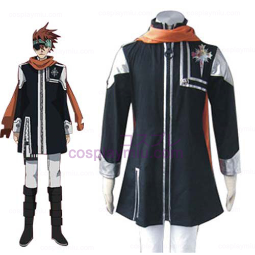 D.Gray man Rabi Jacket Cosplay België Kostuum