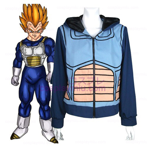 Dragon Ball Z Vegeta Cosplay België Kostuum
