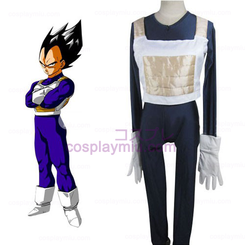 Dragon Ball Vegeta Battle Dress Cosplay België Kostuum