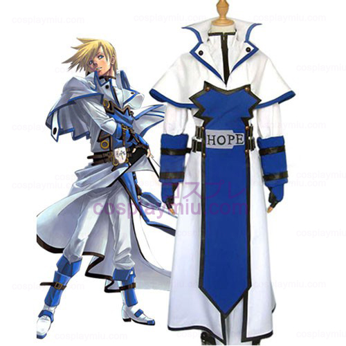 Guilty Gear Ky Kiske Cosplay België Kostuum